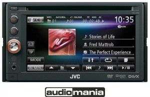 Stacja multimedialna JVC KW-AV50 - DEMO - Rabat 50%