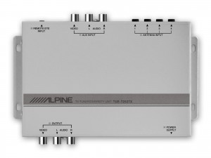 Alpine TUE-T252TX - Tuner TV