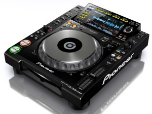 PIONEER CDJ 2000 NEXUS - odtwarzacz CD/DVD/MP3/USB/SD/kontroler MIDI