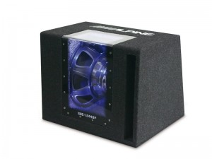Alpine SBG-1244BP - Subwoofer typu Band Pass (4Ohm)