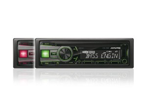 Alpine CDE-190R - radioodtwarzacz CD/USB/AUX