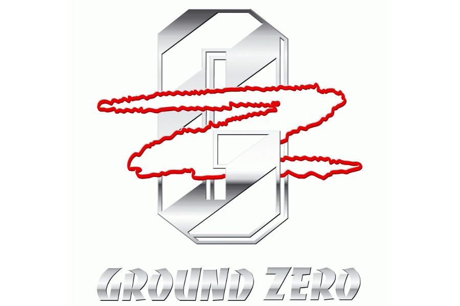 Logo firmy GROUND ZERO