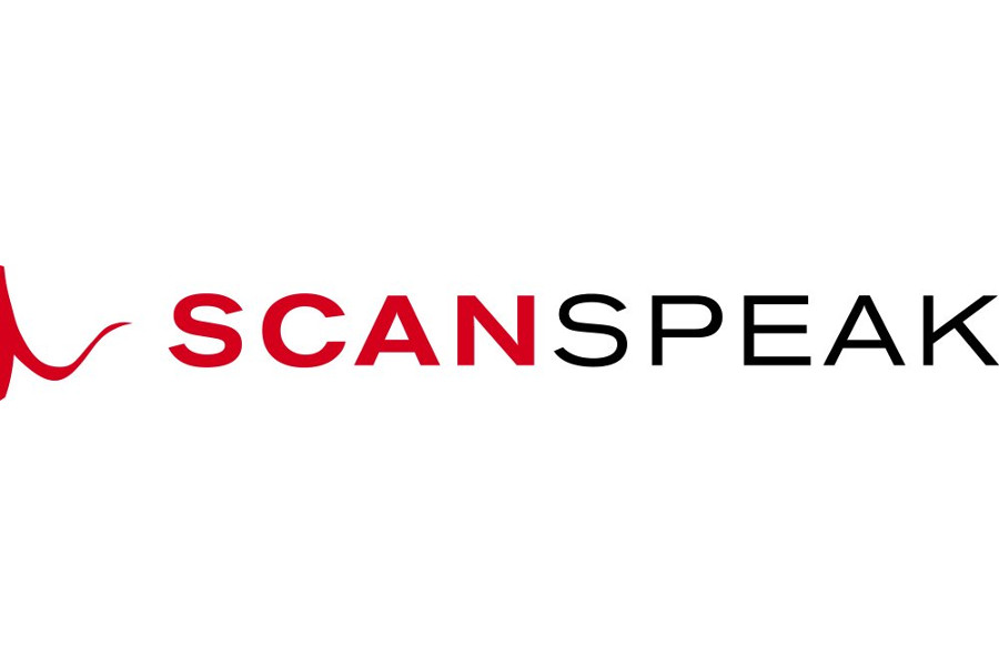 Logo firmy SCAN-SPEAK